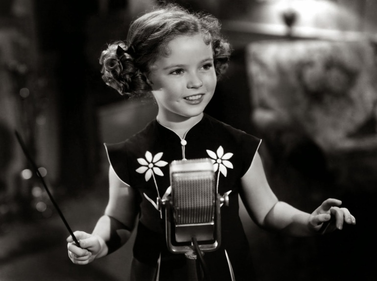 Shirley Temple Rebecca of Sunnybrook Farm