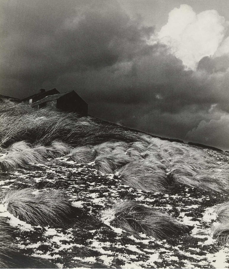 Bill Brandt Top Withens Yorkshire 1945