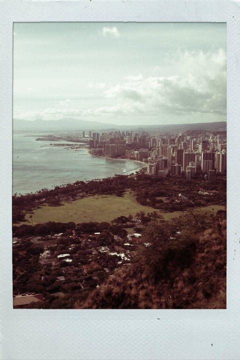 Hawaii - Diamond Head Honolulu