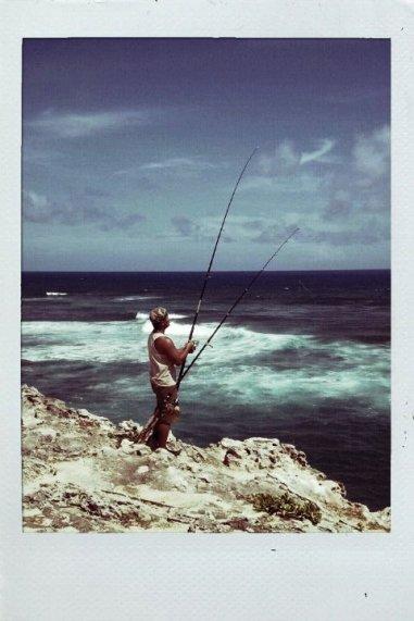 Hawaii - Kauai Heritage Trail Fisherman