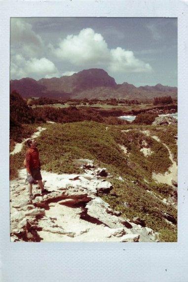 Hawaii - Kauai Heritage Trail Jonathan