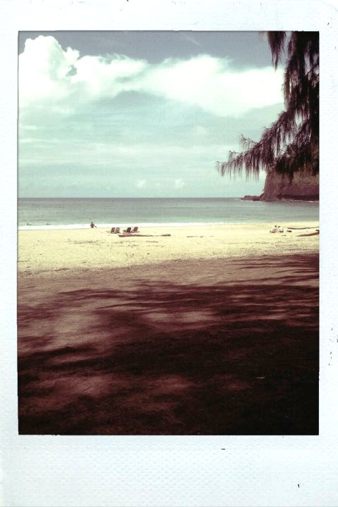 Hawaii - Kauai Kalihiwai Beach