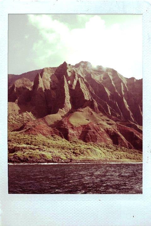 Hawaii - Kauai Na Pali Coast