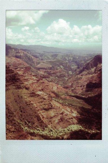 Hawaii - Kauai Waimea Canyon