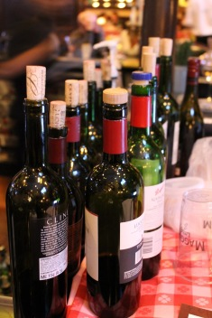 Maggiano's Las Vegas Wine at the Bar