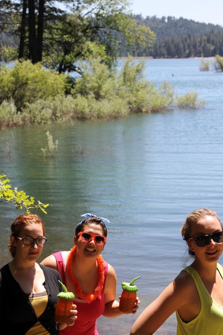 Pollack Pines Girls Weekend Jenkinson Lake Friends