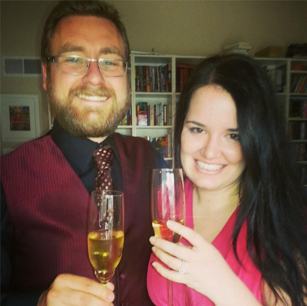 Scavenger Hunt Marriage Proposal 13