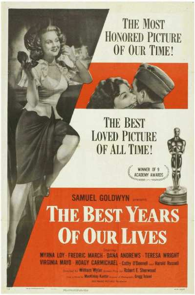 the best years of our lives poster movie poster