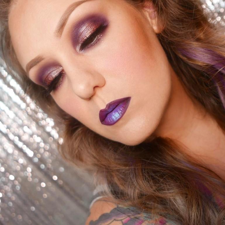 Lexie Lazear Instagram Makeup Artist Limecrime Lip