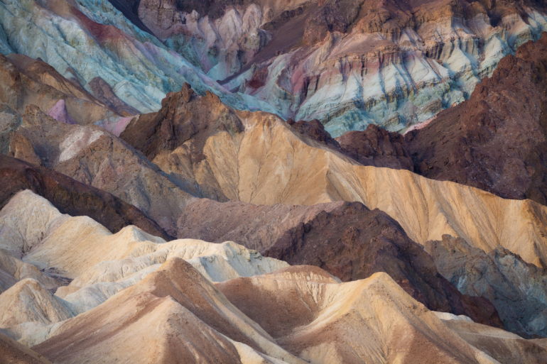 Sarah Marino Death Valley Badlands Flickr 2018-01-18