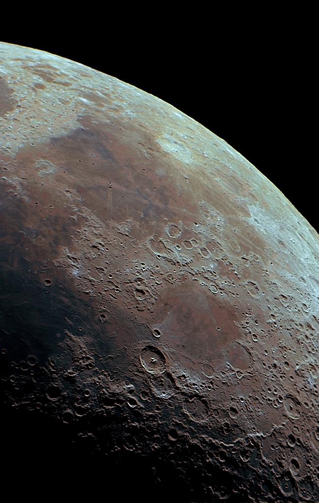 Sea of Iron Moon John Purvis Flickr
